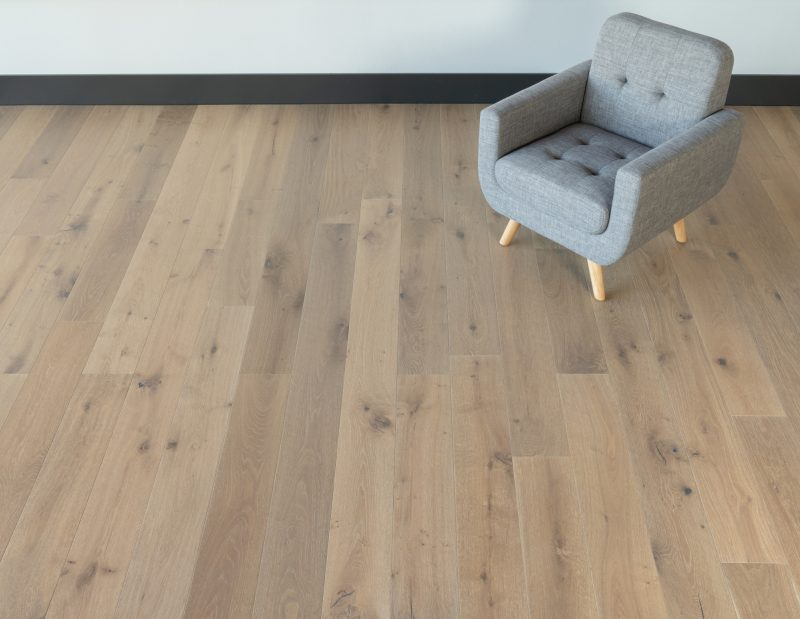 By Real Wood Floors