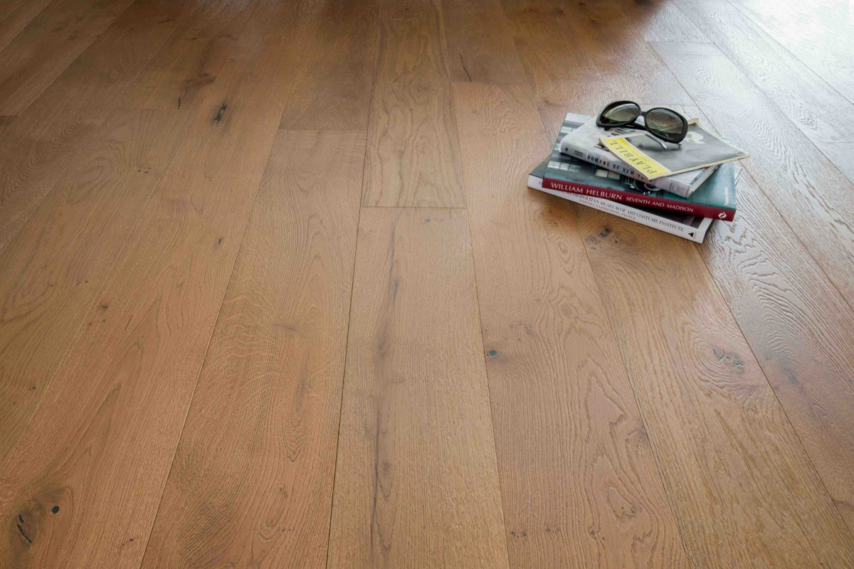 Engineered European Oak Hardwood